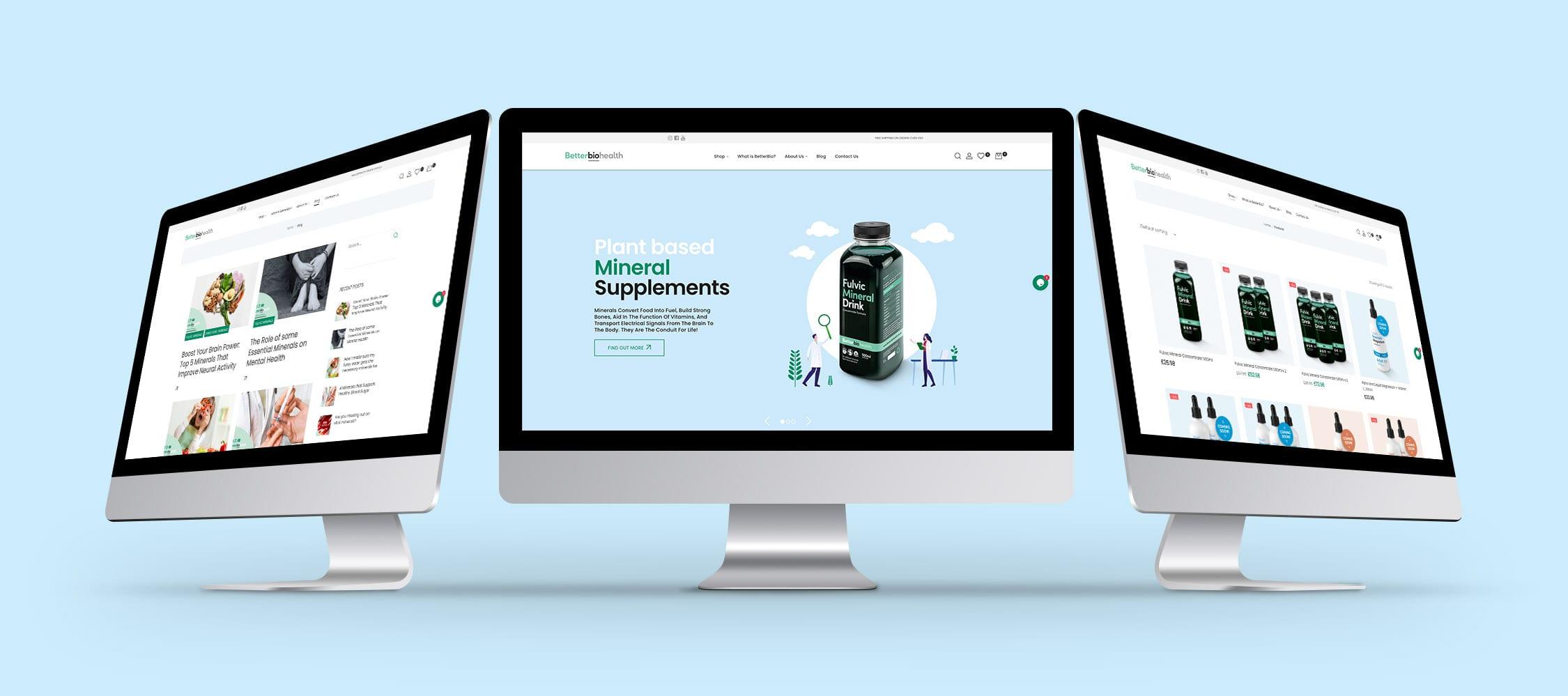 betterbio website