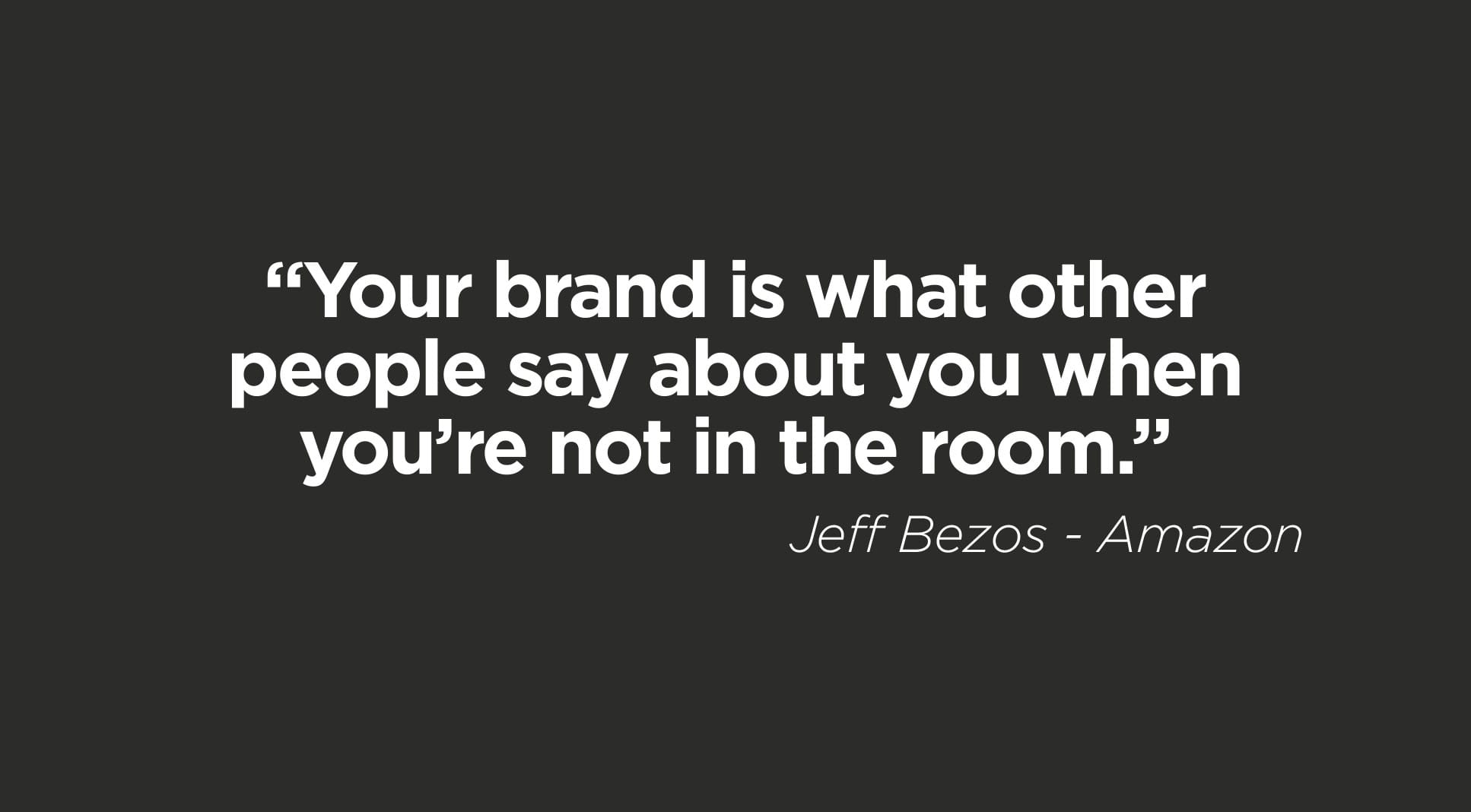 What your brand means - Cross Origin