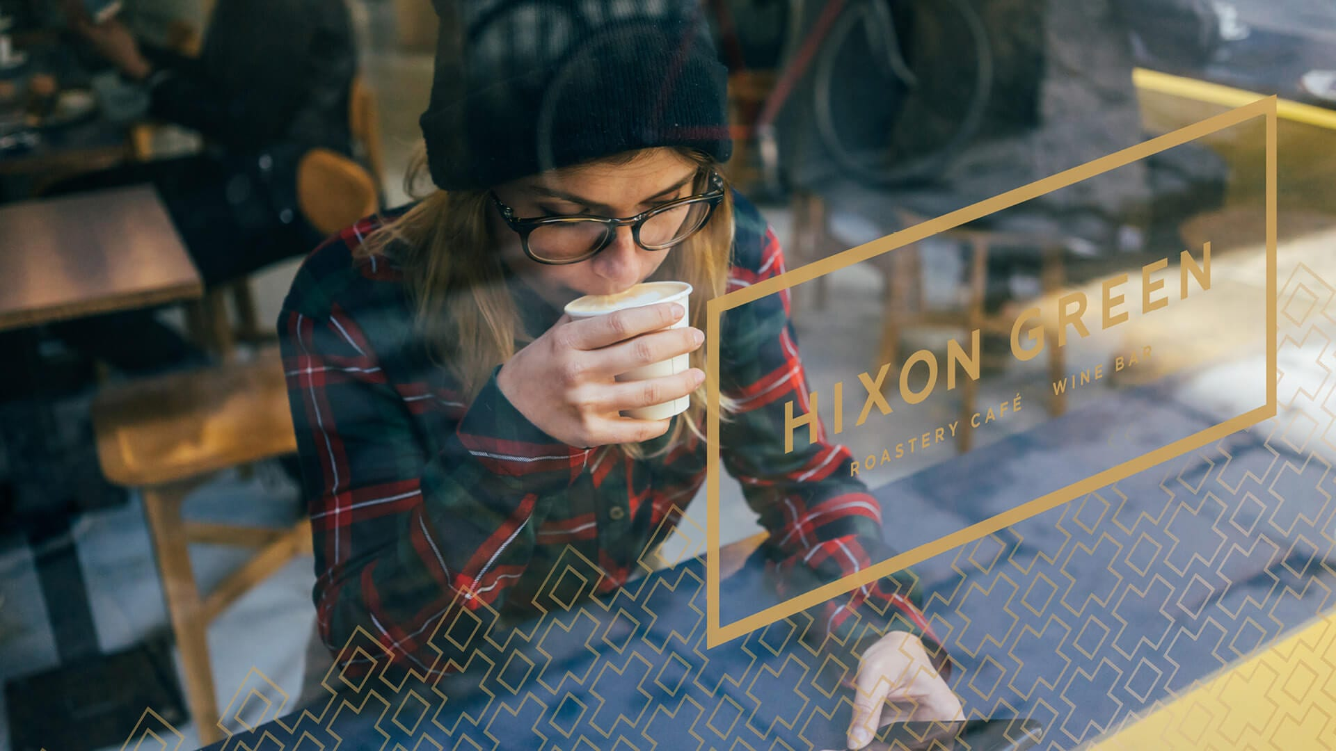Hixon Green - Brand strategy, Web development