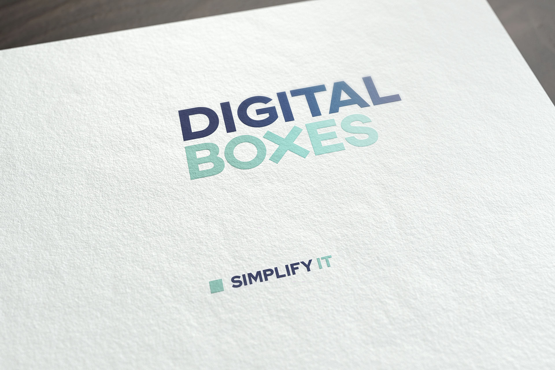 Digital Boxes